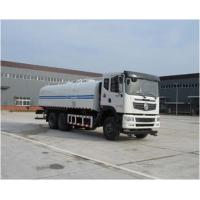 Quality 9760×2500×2990mm Used Water Tank Truck , Second Hand Water Trucks 18 Cubic Meter for sale