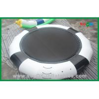 Quality Large Funny Water Bouncer Inflatable Water Toy , Promotional Inflatables for sale