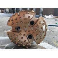 Quality Carbides Rock Boring BitsFor DTH Drill Rig , Reliable Rock Drilling Tools for sale