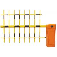 Quality Straight Boom Automatic Barrier Gate For Indoor / Outdoor Parking Lot Barrier for sale