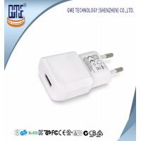 Buy USB Single Port 5 Volt 2A Wall Universal Travel Charger For Mobile Phone at wholesale prices