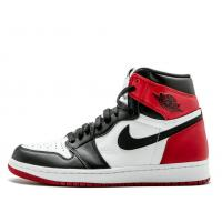 Wholesale  Jordan 1 Retro 'Black Toe' Basketball Shoes & Sneakers for Sale for sale