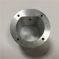 Quality customized cnc turning stainless steel parts milling drilling custom aluminum cnc round tube parts for sale