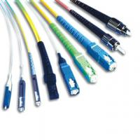 Buy High Credibility and Stability Fiber Optic Patch Cord for FTTH , CATV, LAN at wholesale prices
