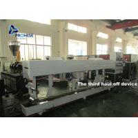China automatic produce pp packing strap band belt plastic extruder extrusion making machine production line on sale