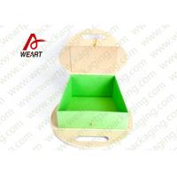 Quality Cardboard Gift Packaging Jewelry Packaging Boxes New Style 35cm Diameter for sale