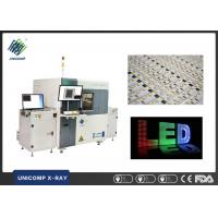 Quality LED Strip Soldering Electronics X Ray System Void Flaw Detection CNC Control Mode for sale