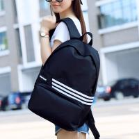 China College Wind Canvas Backpack Female Bag Of The Girl Of Primary High School Student Backpack Computer Bag on sale