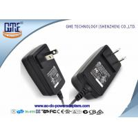 Quality CEC VI US Plug 12V 1A AC DC Power Adapter with UL Certificate For Humidifier for sale