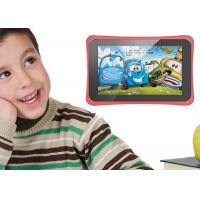 Quality High Resolution Children Learning Tablet Bluetooth 4.0 7 Inch A23 Dual Core for sale