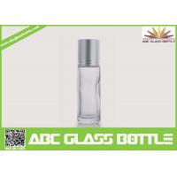 Buy 10ml Empty Clear Glass Roller Ball Bottle, 10ml Screw Cap Roll On Bottle China Wholesale at wholesale prices