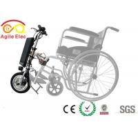 Quality 250W Motor In Wheel Electric Wheelchair Kit With Intelligent Controller for sale