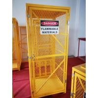 Quality 8 Cylinder Protection Gas Cabinet for Gas Cylinder Safety cabinet cage for sale