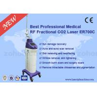 Quality RF Pigment Removal Fractional Co2 Laser Equipment Vaginal Tightening for sale