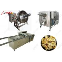 China Stainless Steel Peanut Candy Production Line Factory|CE Peanut Brittle Making Machine on sale