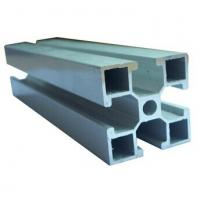 Quality 6005 , 6063 T5 Industrial Aluminium Profile / Assembly Line Profile  for sale