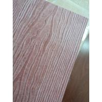 Quality Decorative Waterproof Wood Fiber Cement Panel , Fiber Cement Board Siding for sale