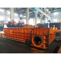 Quality Double Main Cylinder 135kw Power Fast and Energy Saving Baler Machine for sale