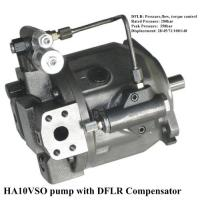 Quality Pressure Variable Displacement Double Hydraulic Pump For Ship System for sale