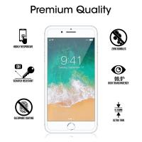 Daily Protection Full Screen Iphone 6s Screen Protector , Smudge Free Screen Protector Iphone 6 7 8
