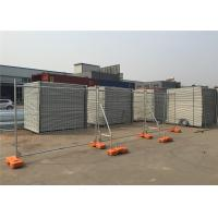 Quality Temporary Fencing Panels SouthLand Imported Fence Panels Low Price 2.1mx3.0m for sale