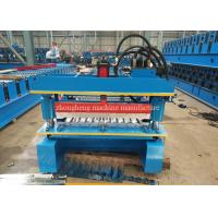 Buy cheap G550 Mini Orb Roofing Corrugated Sheet Roll Forming Machine Fast Speed from wholesalers