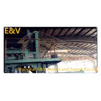 China High Speed Brass Rod Continous Casting Machine 650 Kg/H Copper Melting Velocity on sale