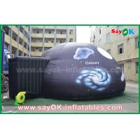 Quality Giant Oxford Cloth Inflatable Planetarium Dome Projection Tent ROHS Approval for sale