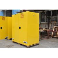 Buy High Performance Flame Proof Industrial Storage Cabinets 410Litre Shelf at wholesale prices