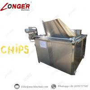 Buy Potato Chips Frying Machine Automatic Potato Chips Fryer Potato Chips Frying at wholesale prices