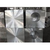 Quality ASTM A105 Carbons Steel Forged Block Normalized and Milled for Pressure vesel for sale