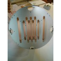 Quality OEM 300W - 500W Stamping Processing Copper Pipe Heat Sink For LED Stage Light for sale