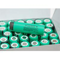 Quality Panasonic 18650 3.6 V Battery / Lithium Rechargeable Batteries 3100mAh for sale