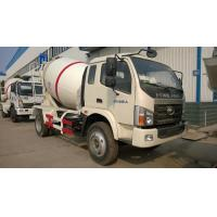 Quality Forland 2-4cbm small concrete mixer truck for sale