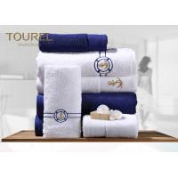 Quality Ultra Luxury Customized Color Hotel Towel Set 100% Cotton Bath Towel for sale