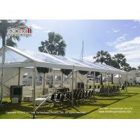 Buy cheap Outdoor New Party Tent Transparent PVC Roof Cover Marquee For Conference from wholesalers