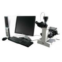 Quality Polarizing Trinocular Practical Metallurgical Microscope SM400 with 6v 30w Illuminator For Colleges / Factories for sale