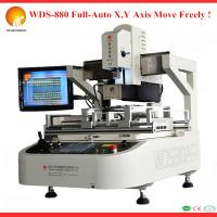 Quality Automatic Mobile repair machine with 3 heaters WDS-880 soldering machines for large ic for sale