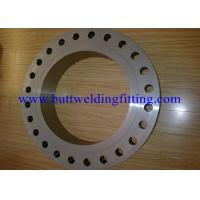 Quality Steet Flanges, Duplex Material, A182 F51 A182 F60 F53 (UNS S32750) B16.5 for sale