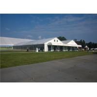 China Movable Logistics Commercial Clear Tents For Weddings Customized Aluminum Alloy for sale