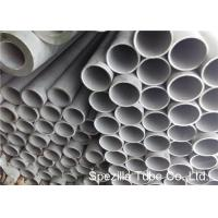 Quality 304L Stainless Steel Heat Exchanger Tube , Stainless Steel Round Pipe Heat Exchanger Tubing for sale