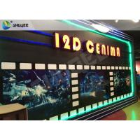 Quality Amusement Park Motion Cinema Roller Coaster Simulator Mini 5d Film Game Machine for sale