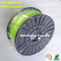 Quality China 3d printer filament manufacturer for sale