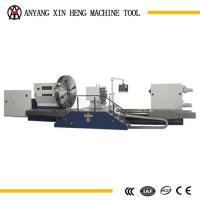 Quality CKH61125 Hot selling cnc turning lathe machine with good service swing over bed 1640mm for sale