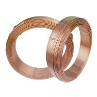 Buy Best selling AWS A5.23 low alloy steel EM12K H08A Submerged arc welding wires at wholesale prices