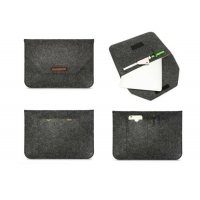 China Soft Smooth Interior 11 Inch Felt Laptop Case For Notebook on sale