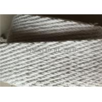 Quality Corrosion Resistant Ceramic Fiber Tape Heat Resistant Thermal Insulation for sale