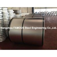 China ASTM Corrugated Steel Sheet Galvanized Steel Coil For Warehouse on sale