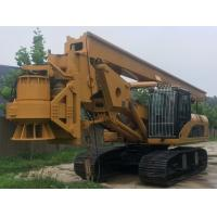 China Rotary Drilling Rigs TR180D ; Max Hole Diameter 1800mm ; Max drilling depth 60m ; Engine model CAT C - 7 ; for sale