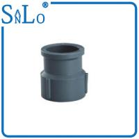 China Half Inch To 6 Inch Pvc Pipe Female Adapter Good Resistant To Acids / Bases on sale